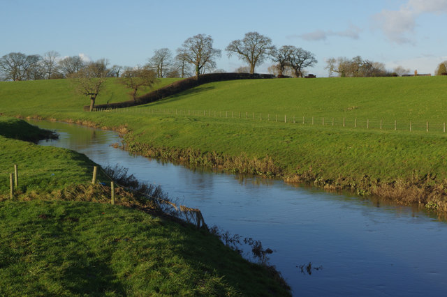River Weaver, Church Minshull