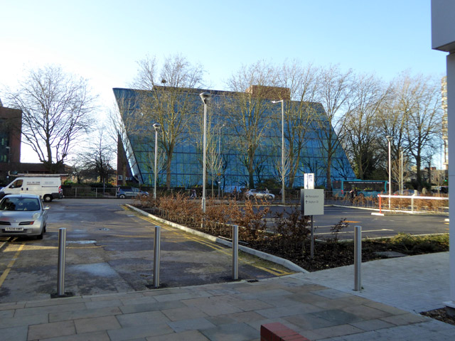 Office building, Aylesbury