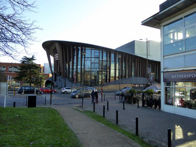 Waterside Theatre, Aylesbury