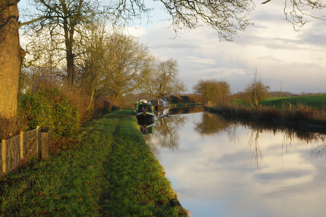 Middlewich Branch Canal, Church Minshull