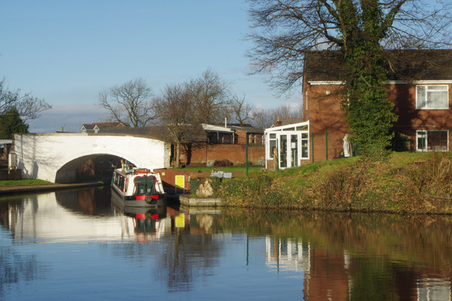 Trent & Mersey Canal, Middlewich