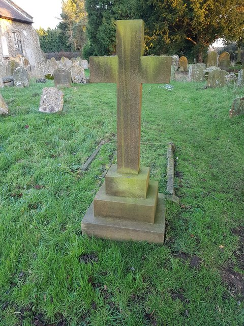 War grave of Thomas Henry Rackham