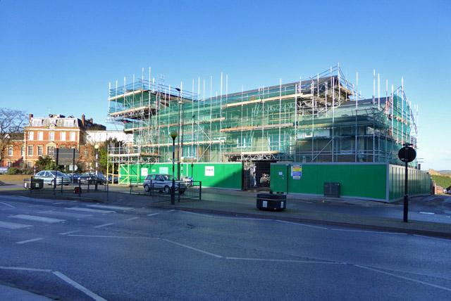 Building site, Aylesbury