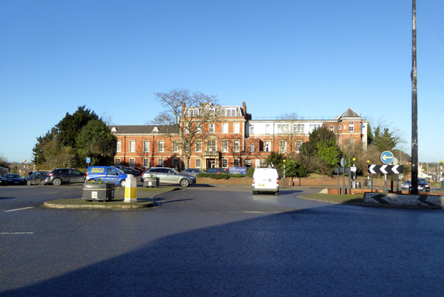The Royal Buckinghamshire Hospital, Aylesbury