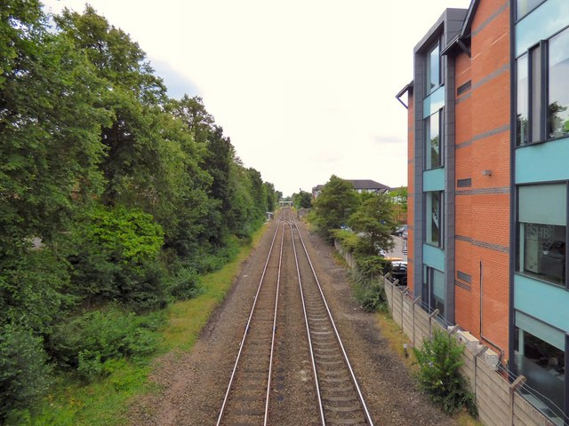 Lines to Chester