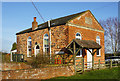 TA3402 : The Old Chapel House, Tetney Lock by Ian S