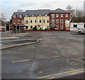 SO3014 : Riverside Court, Abergavenny by Jaggery