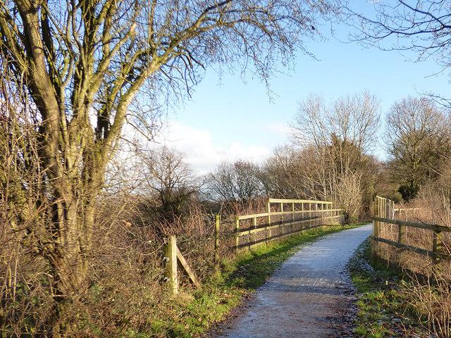 Bridge over Dalefords Lane