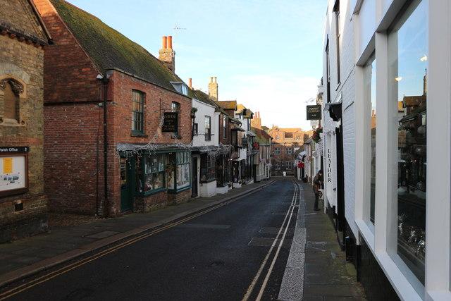 Lion Street