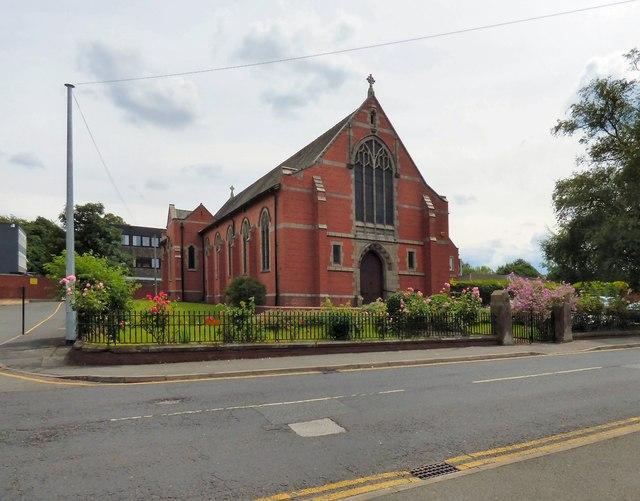 St Teresa, Wilmslow