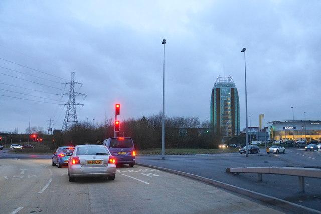 Churchbridge Roundabout