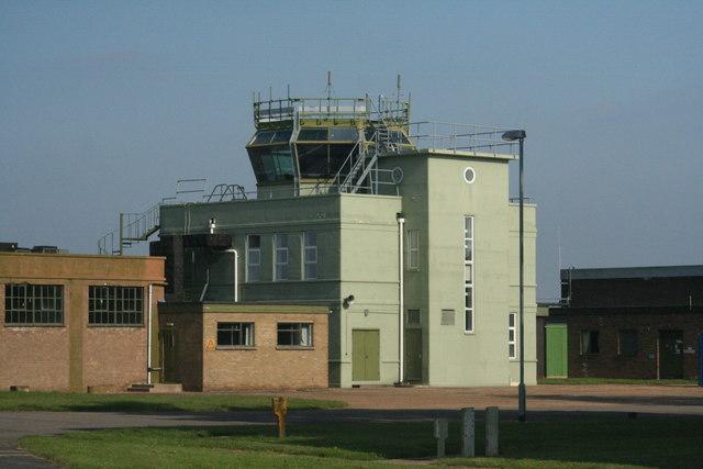 RAF Wyton - Control Tower