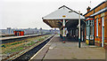 SJ9698 : Stalybridge station, 1997 by Ben Brooksbank