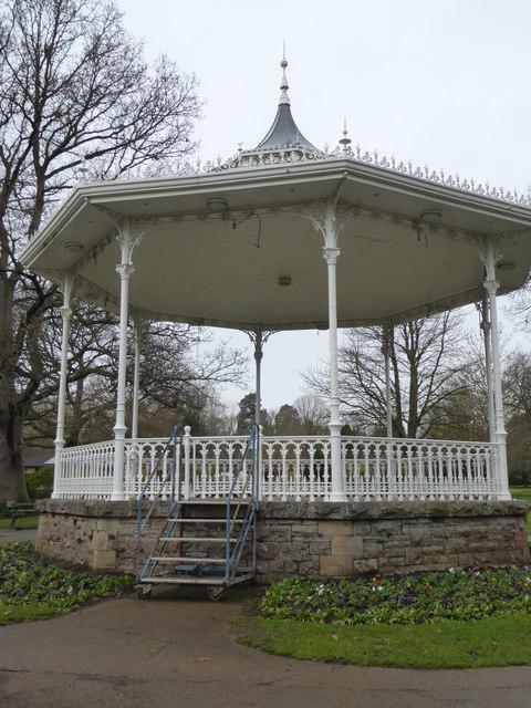 Bandstand - Taunton