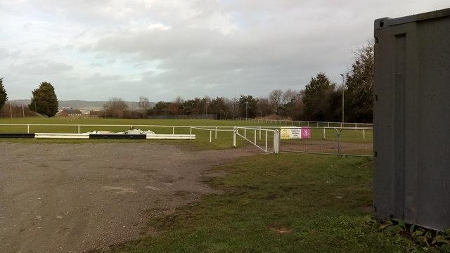 Larkfield Football Ground