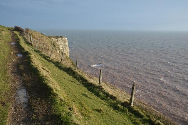 East Devon : South West Coast Path
