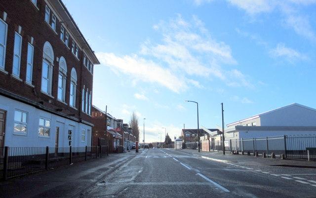 Smethwick Brasshouse Lane