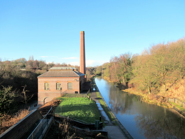 Smethwick New Pumping Station