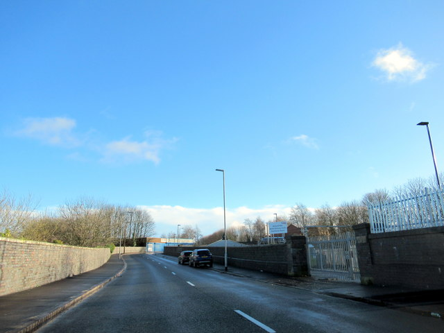 North Western Road Smwthwick