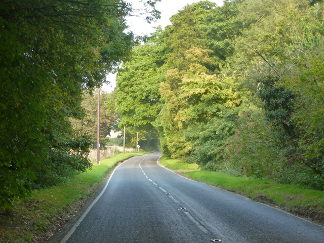 Bull Lane (B1052), West Wratting