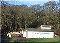SE1338 : Shipley Glen Tramway Building by Des Blenkinsopp