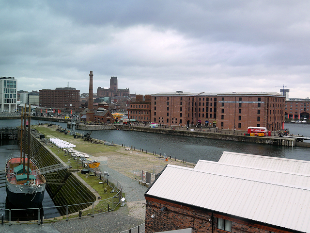 Liverpool, Canning Dock
