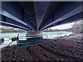 NH6543 : Holm Mills Bridge by valenta