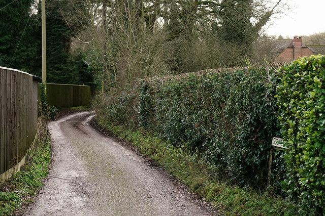 Stoney Lane