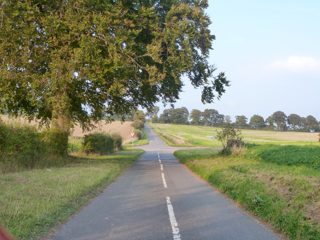 Rural crossroads