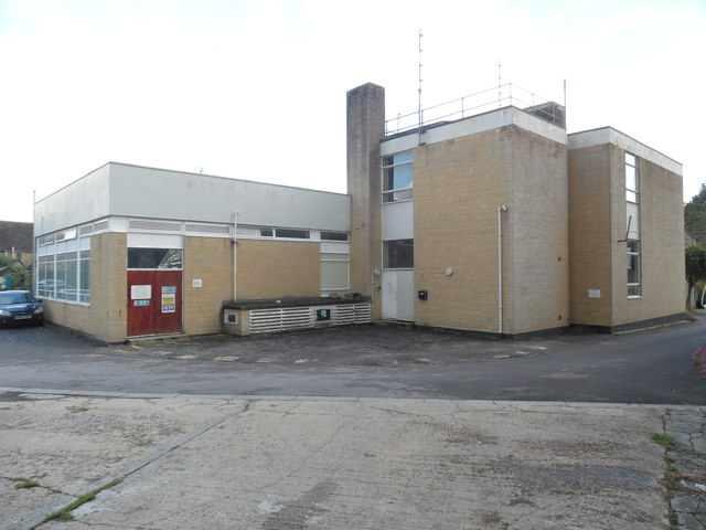 Tetbury Telephone Exchange, Glous