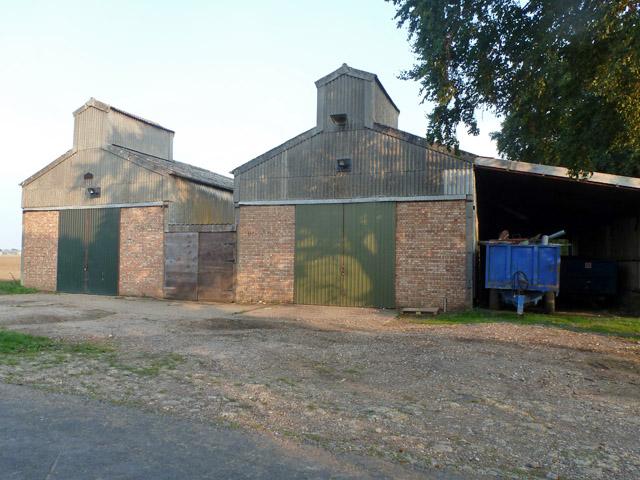 Roadside barns