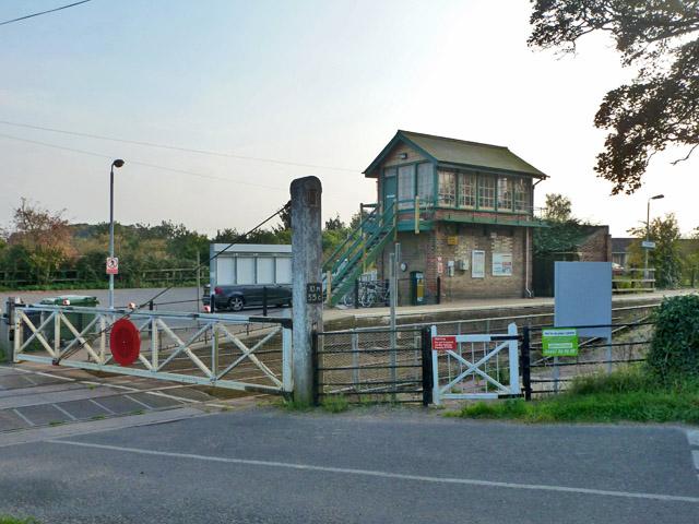 Dullingham signalbox