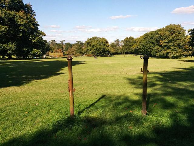 Goffs Park, Crawley