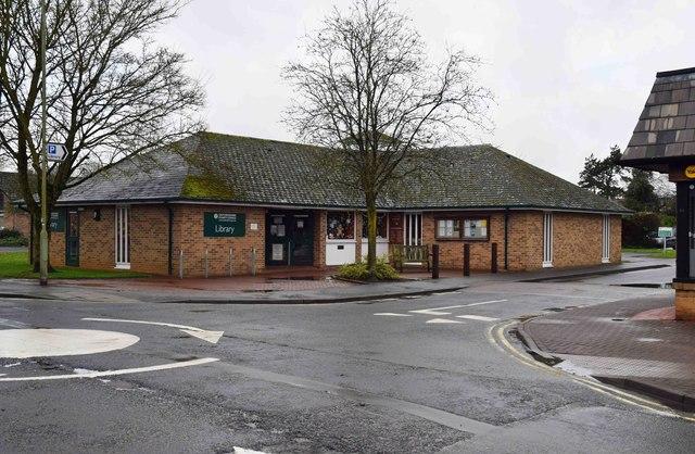 Carterton Library (1), 6 Alvescot Road, Carterton, Oxon