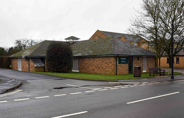 Carterton Library (2), 6 Alvescot Road, Carterton, Oxon