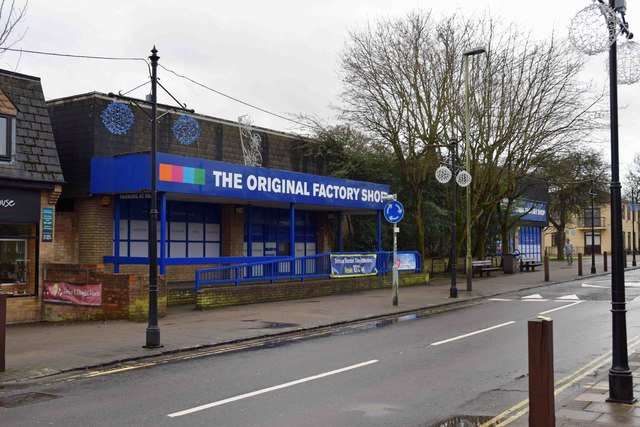 The Original Factory Shop, 15 Alvescot Road, Carterton, Oxon