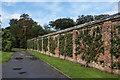 SW7123 : Access to stable yard, Trelowarren by Ian Capper