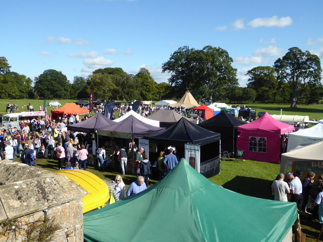 Powderham Food Festival 2017