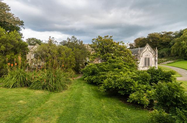 Garden, Trelowarren