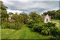 SW7223 : Garden, Trelowarren by Ian Capper