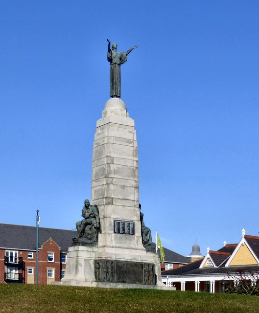 Lytham St Anne's War Memorial