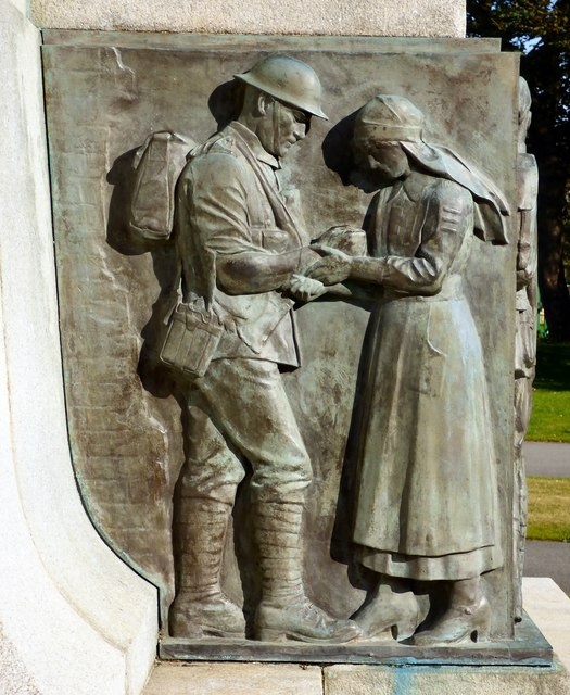 War memorial detail (2)