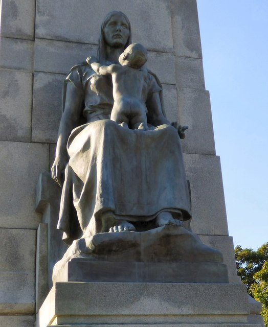 War memorial detail (4)