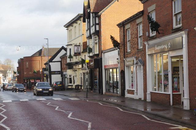 Beam Street, Nantwich