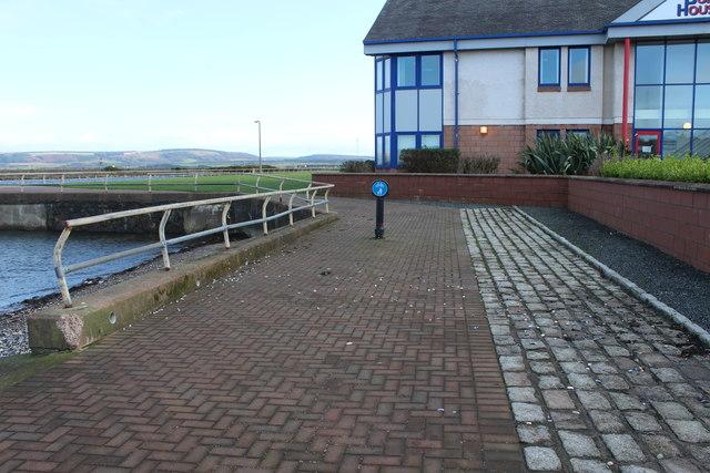 Foot and Cycle Path, Stranraer