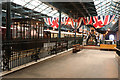 SE5951 : National Railway Museum - Station Hall by Chris Allen