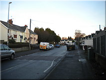 SO9697 : West end of Tyler Road, Willenhall by Richard Vince