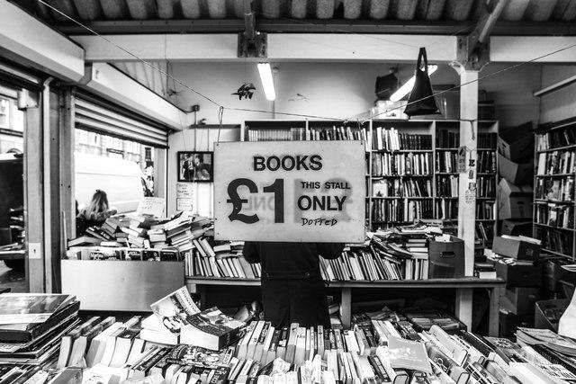 Manchester Book Buyers, Church Street