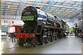SE5952 : National Railway Museum - 'Merchant Navy' by Chris Allen