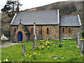 NN0561 : St. Brides Church at North Ballachulish by Trevor Littlewood